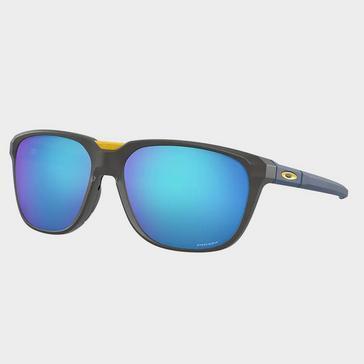 Blue Oakley Anorak Sunglasses