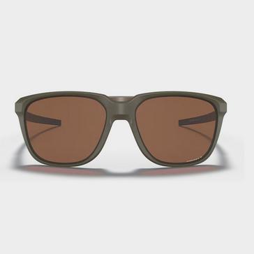 Green Oakley Anorak Sunglasses