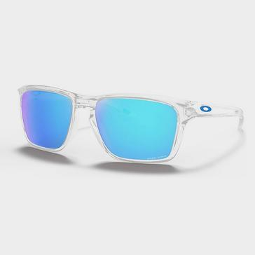 Clear Oakley Sylas Sunglasses