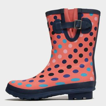 Pink COTSWOLD Women's Paxford Welly