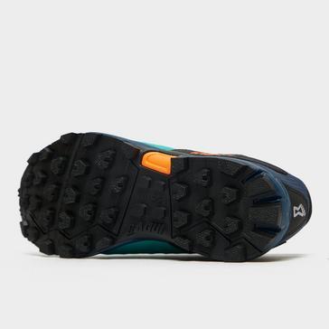 NAVY Inov-8 Women's Roclite G275 Trail Running Shoes