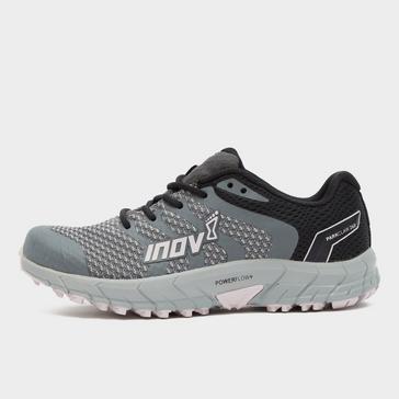 Grey Inov-8 Women's Parkclaw 260 Trail Road Shoe