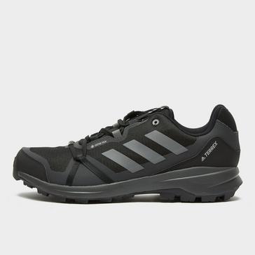 Black adidas Men's Terrex Skyhiker Gore-Tex Hiking Shoe