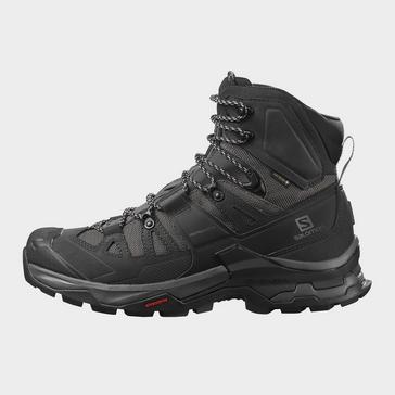 Black Salomon Men's Quest 4 4D GORE-TEX® Hiking Boot