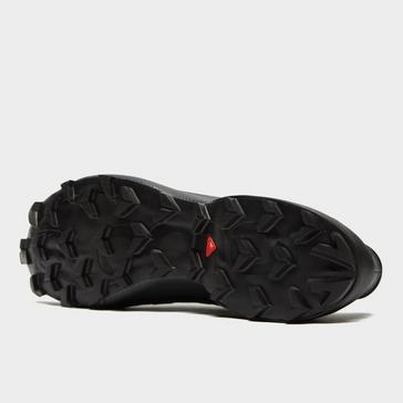 Black Salomon Men's Speedcross 5 Trail Running Shoes