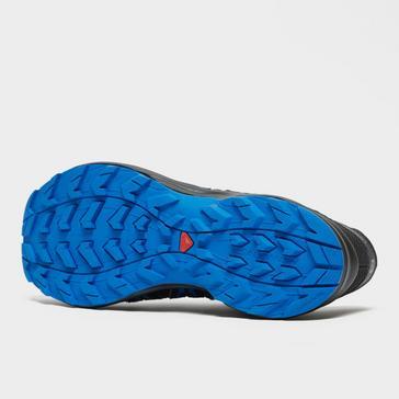 Black Salomon Men's XA Kuban Trail Running Shoes
