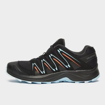 Black Salomon Women's Kuban Trail Running Shoe