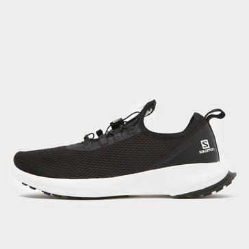 Black Salomon Men's Sensefeel Trail Running Shoes