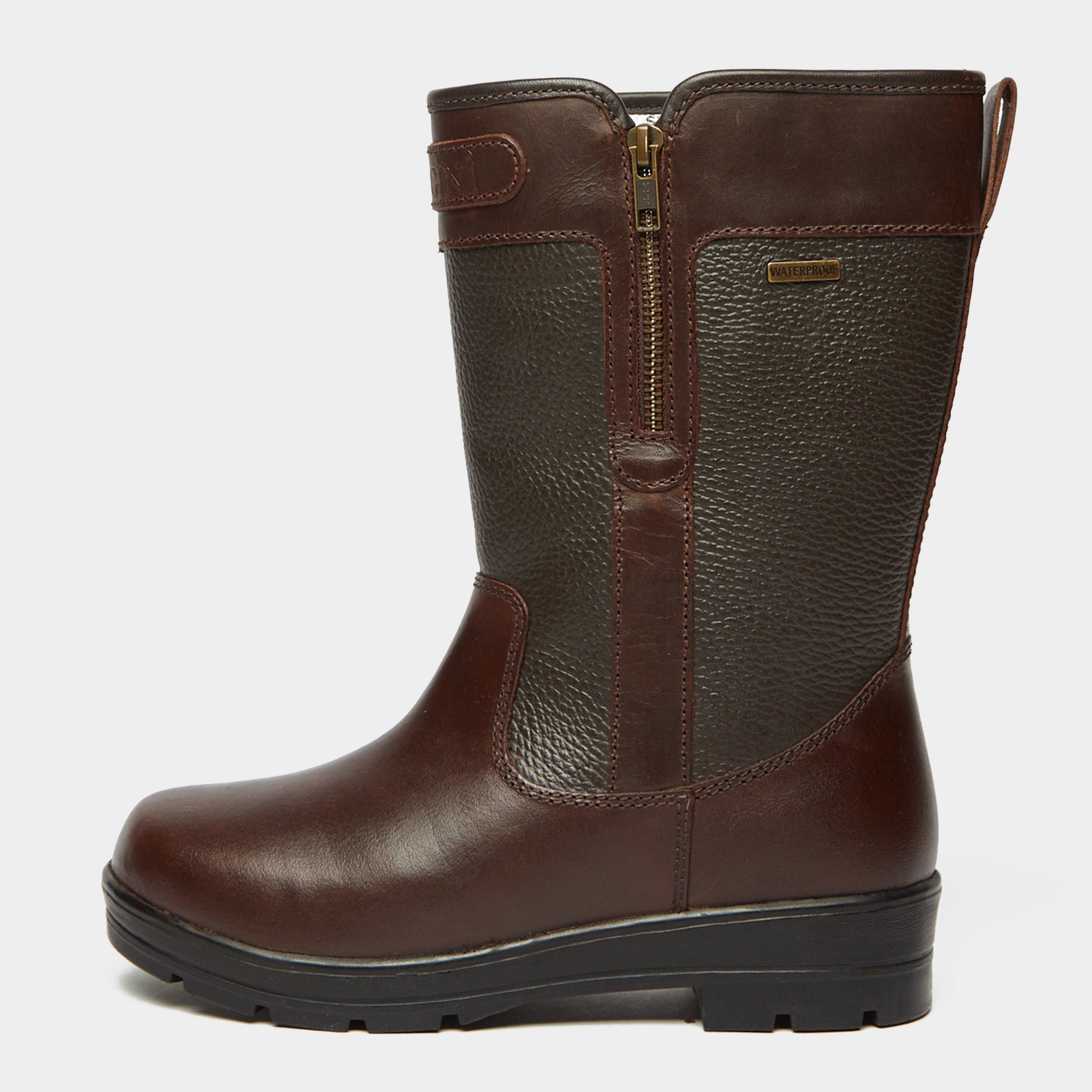 Brogini Women's Abruzzo Short Boot - Brown, Brown