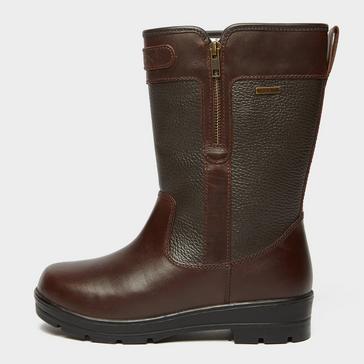 Brown BROGINI Women's Abruzzo Short Boot