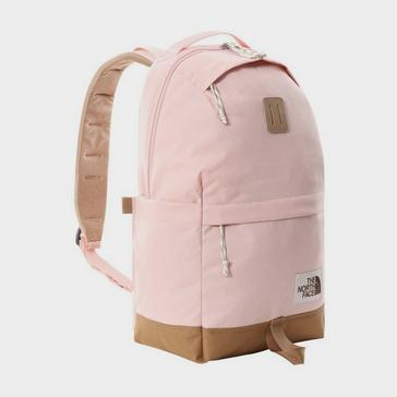 Pink The North Face 22L Daypack