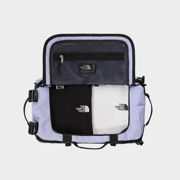Purple The North Face Basecamp Duffel Bag (Extra Small)