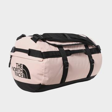 Pink The North Face Basecamp Duffel Bag (Small)