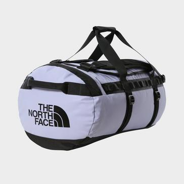 Purple The North Face Basecamp Duffel Bag (Medium)