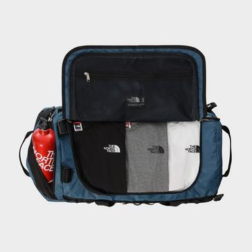 Blue The North Face Basecamp Duffel Bag (Medium)