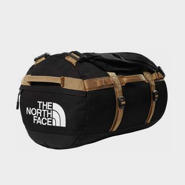 Black The North Face Gilman Duffel Bag (Small)