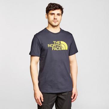 NAVY The North Face Men's Easy Short-sleeve Tee