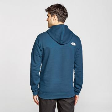 BLUE The North Face Men's Half Dome Hoodie
