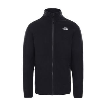 Black The North Face Men's Resolve Full-zip Fleece