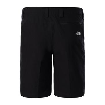Black The North Face Men's Resolve Shorts