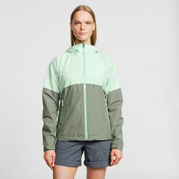 GREEN The North Face Women's Diablo Dynamic Jacket