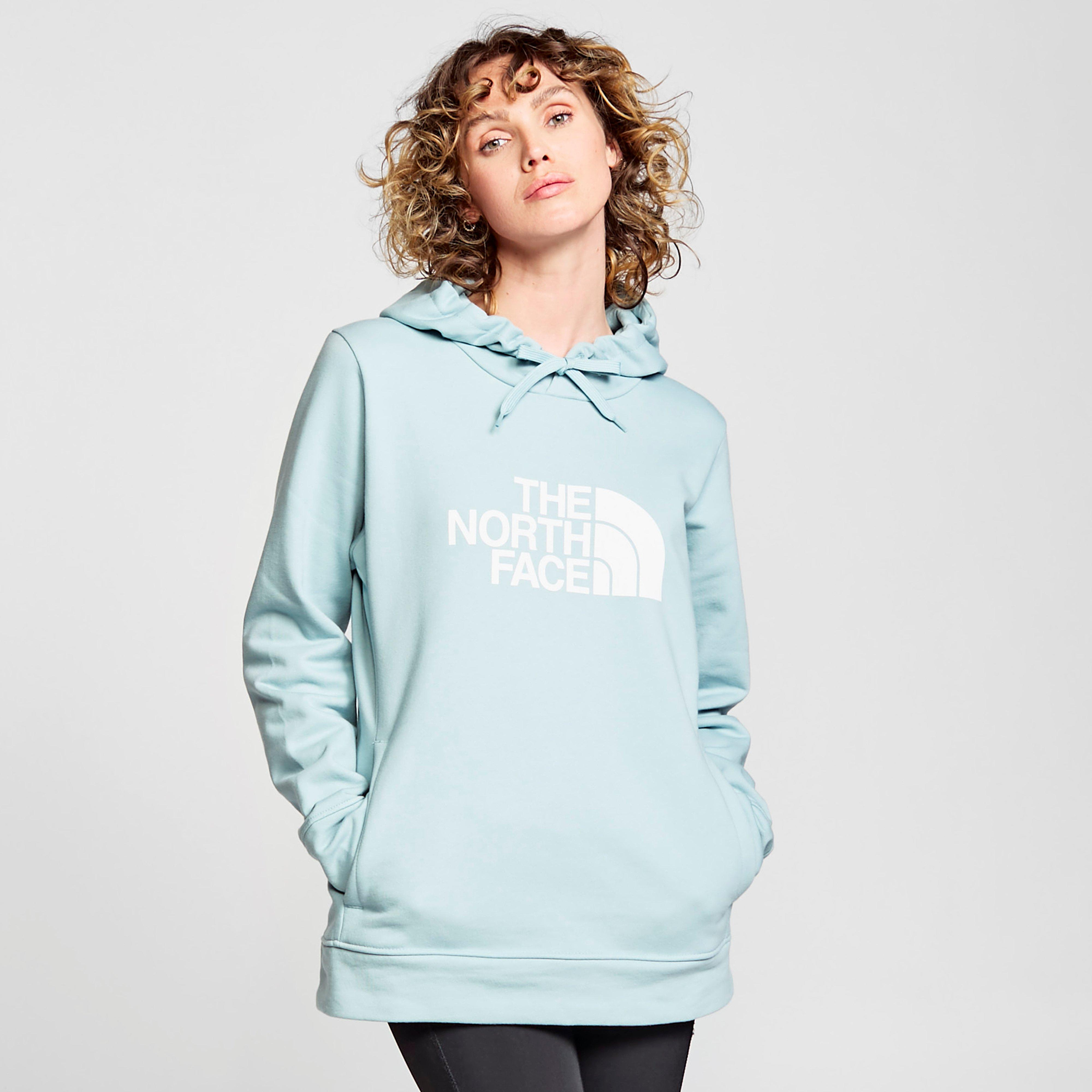 The North Face Women's Half Dome Pullover Hoodie - Blue, Blue