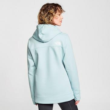 Blue The North Face Women's Half Dome Pullover Hoodie