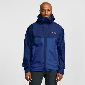 Rab Men's Downpour ECO Waterproof Jacket
