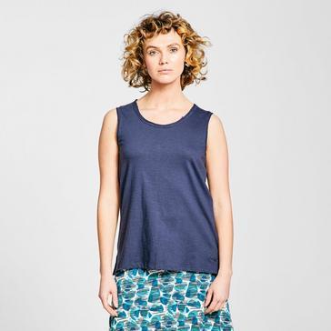 Blue Weird Fish Women's Maze Vest