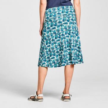 Blue Weird Fish Women's Malmo Skirt