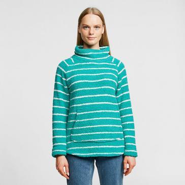 Blue Weird Fish Women's Sarno Fleece