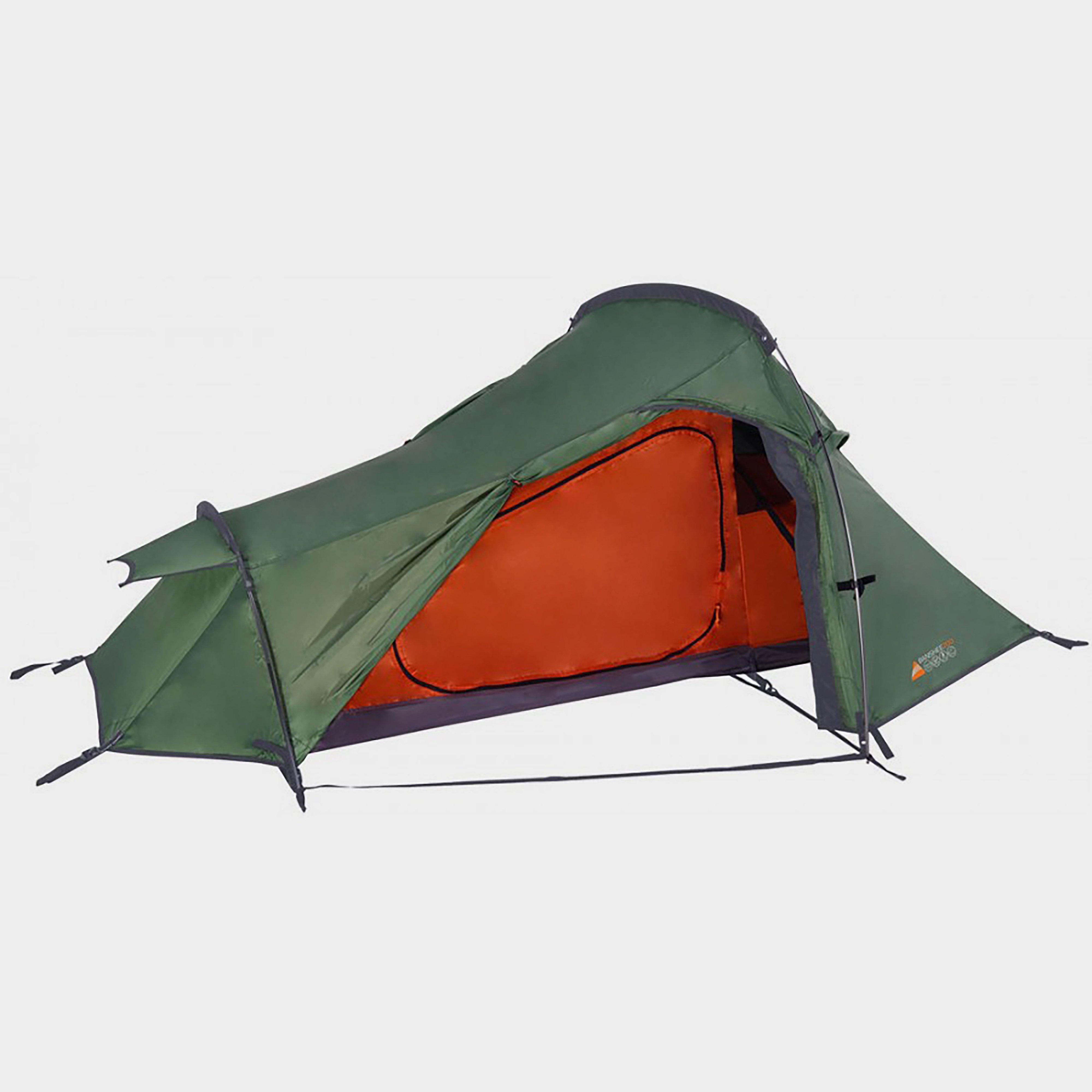 Vango Banshee 200 2 Person Tent - Green, Green