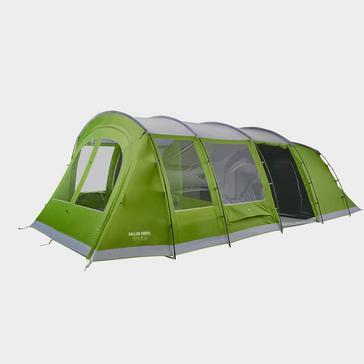 Green VANGO Callao 600XL Family Tent