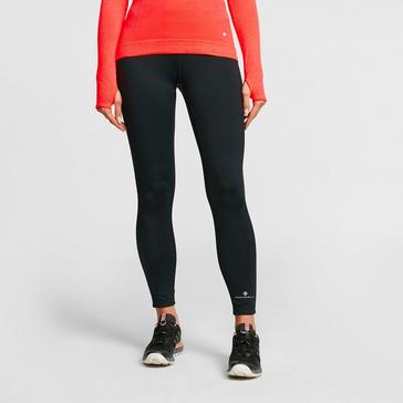 Black Ronhill Women's Core Running Tights