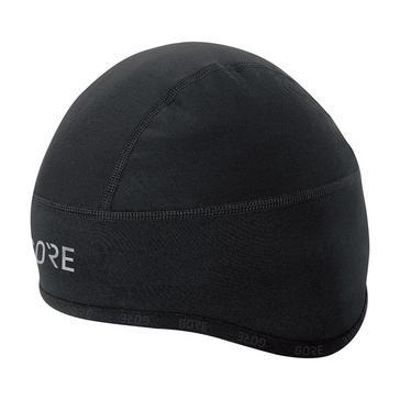 Black Gore C3 WindStopper Cycling Cap