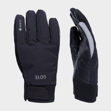 black Gore C5 GORE-TEX Thermal Cycling Gloves