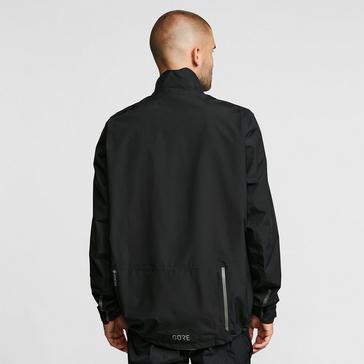 Black Gore Men's Paclite GORE-TEX® Cycling Jacket