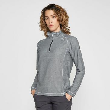 Navy Regatta Women's Montes Half Zip Fleece
