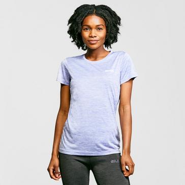 Purple Regatta Women's Fingal Edition T-Shirt