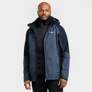 Navy Regatta Men's Calderdale IV Waterproof Jacket