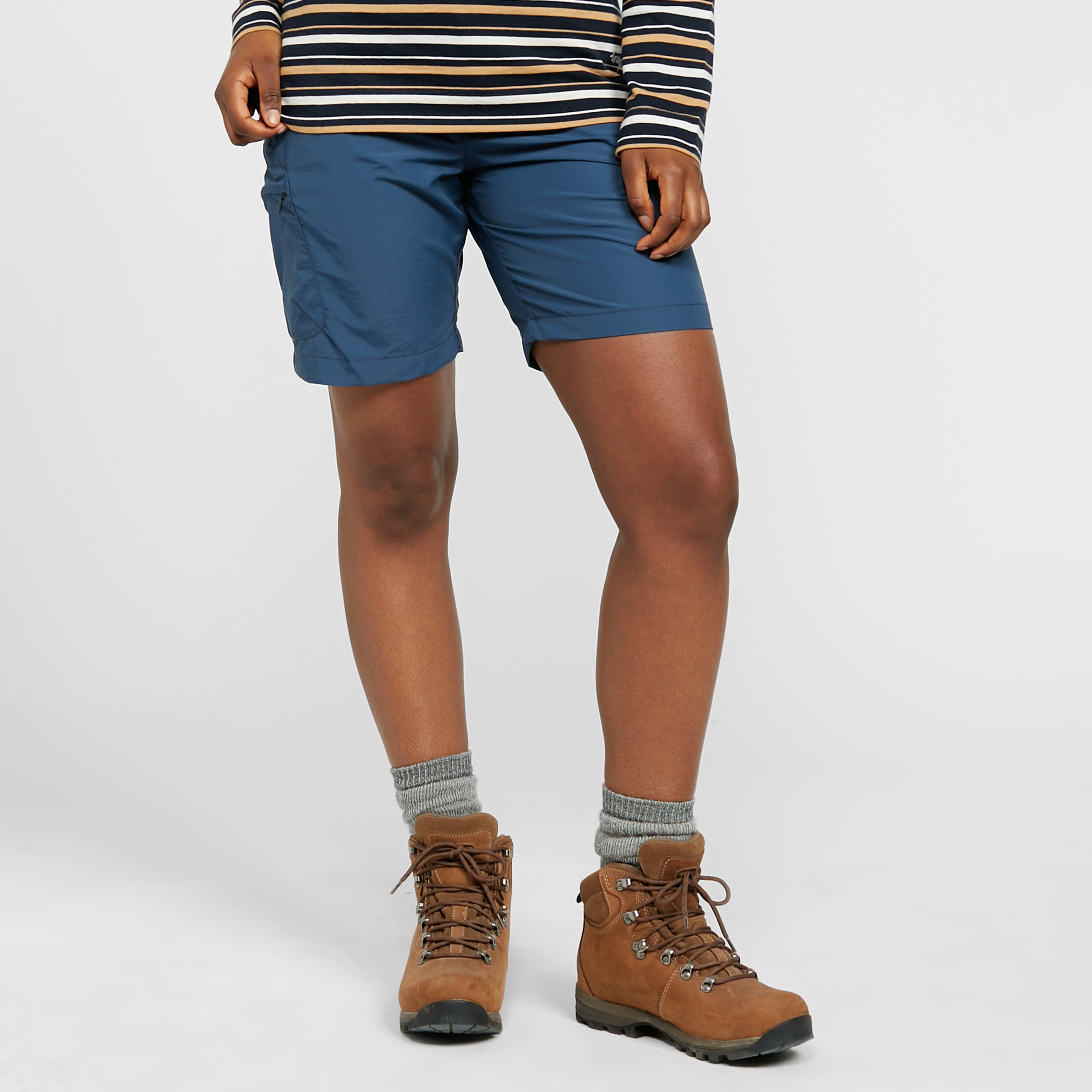 Regatta Women's Chaska Ii Shorts - Blue, Blue