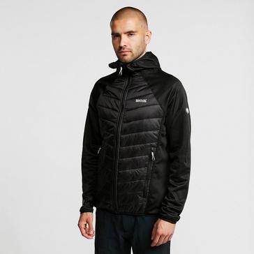 Black Regatta Men's Andreson Hybrid Jacket