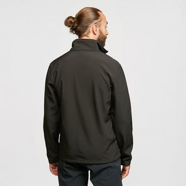 Black Regatta Men's Cera III Softshell Jacket