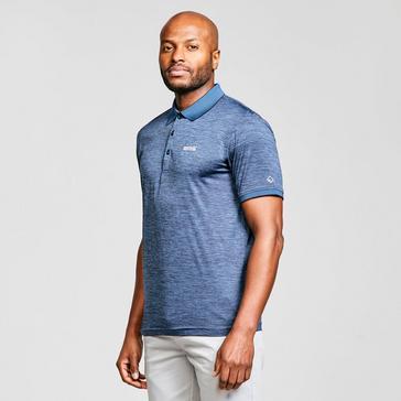 BLUE Regatta Men's Remex II Polo Shirt