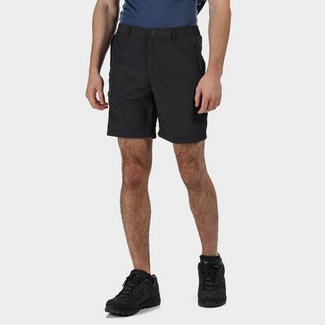 Grey Regatta Men's Leesville II Walking Shorts