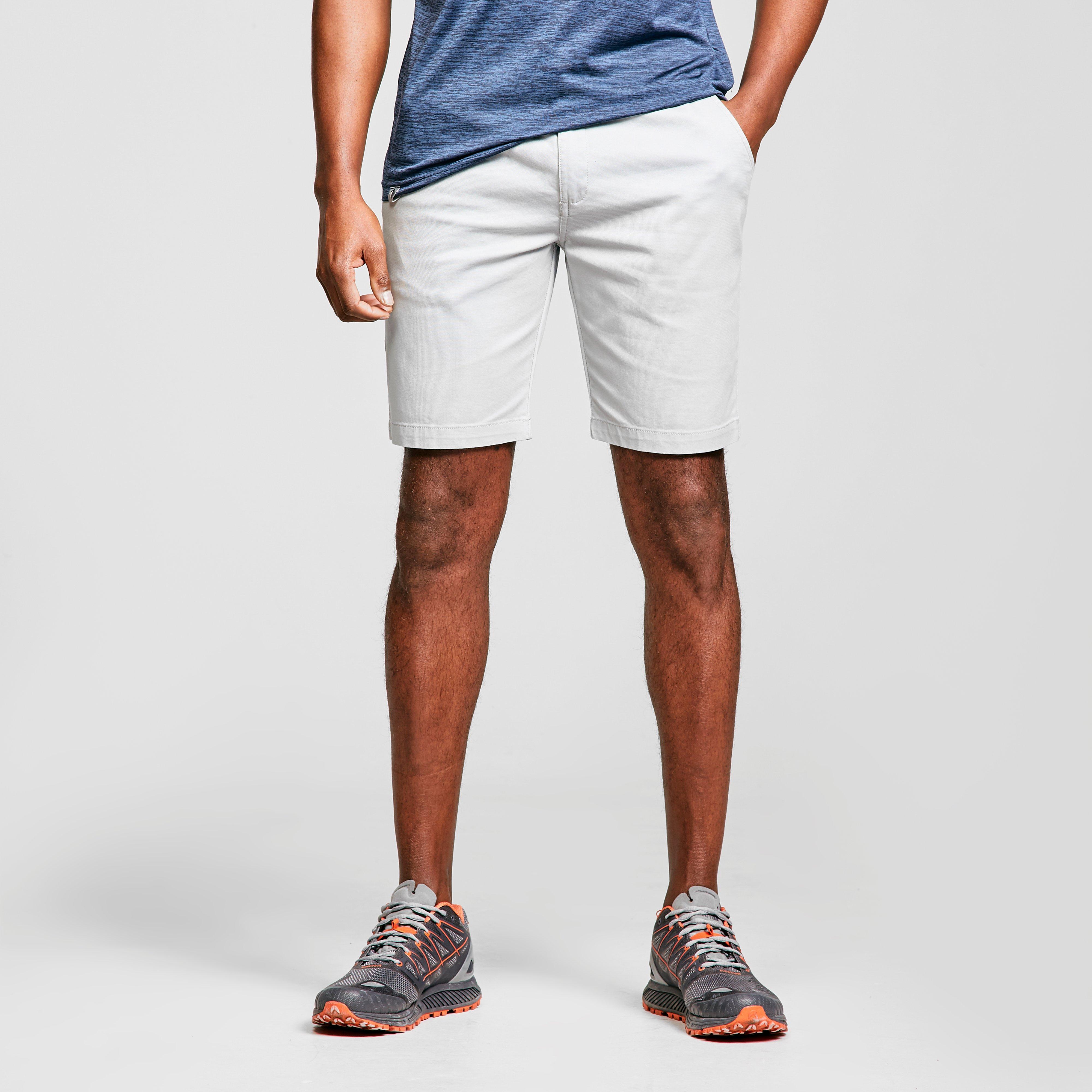 Regatta Men's Albie Chino Shorts - Gry/Gry, Grey