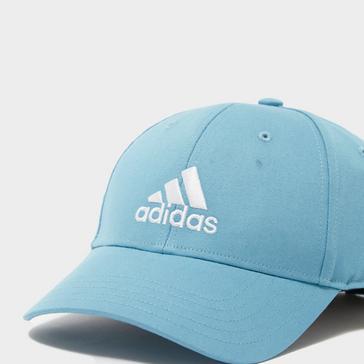 BLUE adidas Women's Baseball Cap