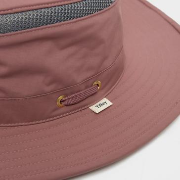 PINK Tilley LTM6 Unisex Broad Airflo® Hat