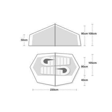 Green Terra Nova Laser Compact 2 Tent