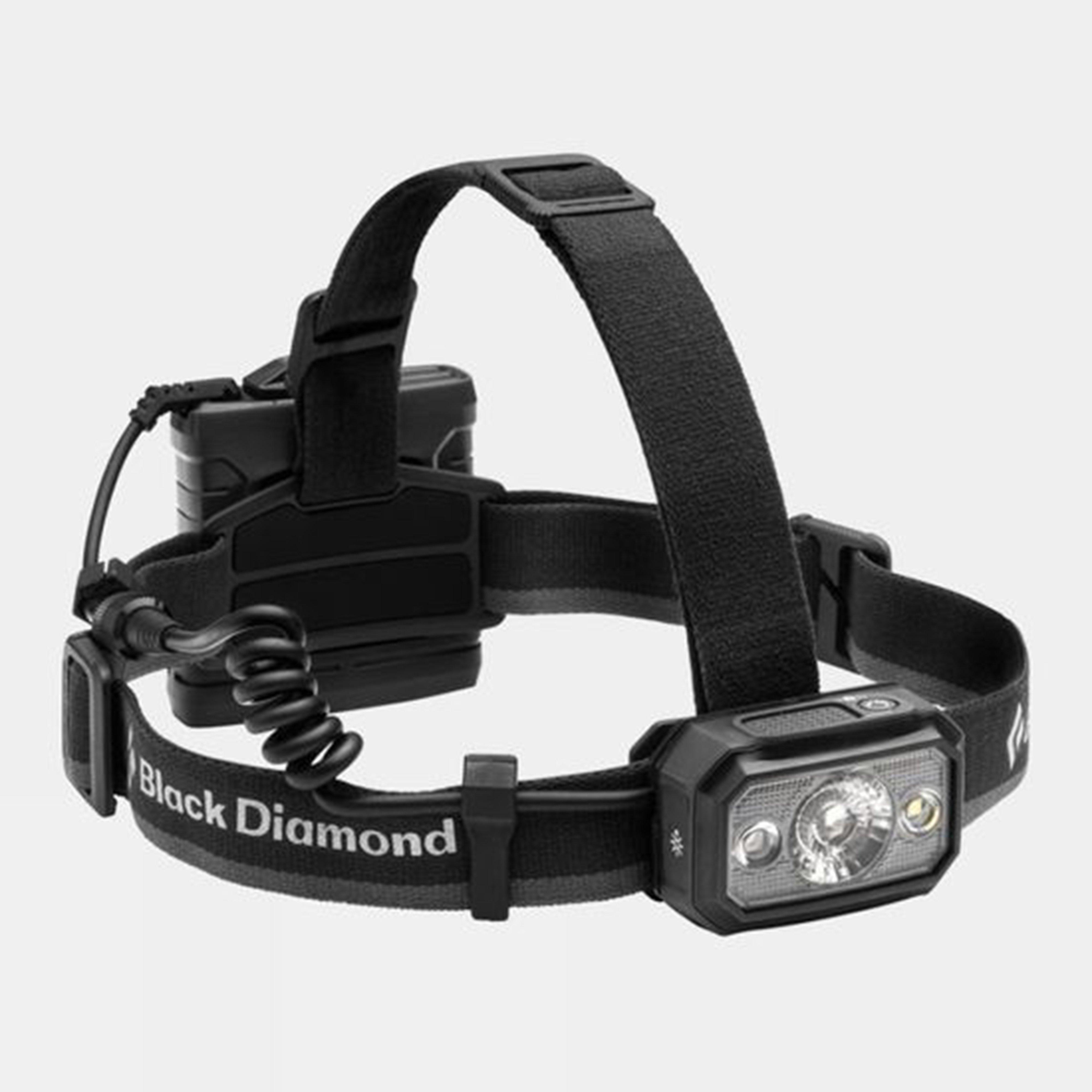 Black Diamond Icon 700 Headlamp - Blk/Blk, Black